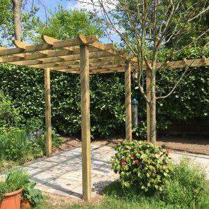 Garden Design in Alderley Edge