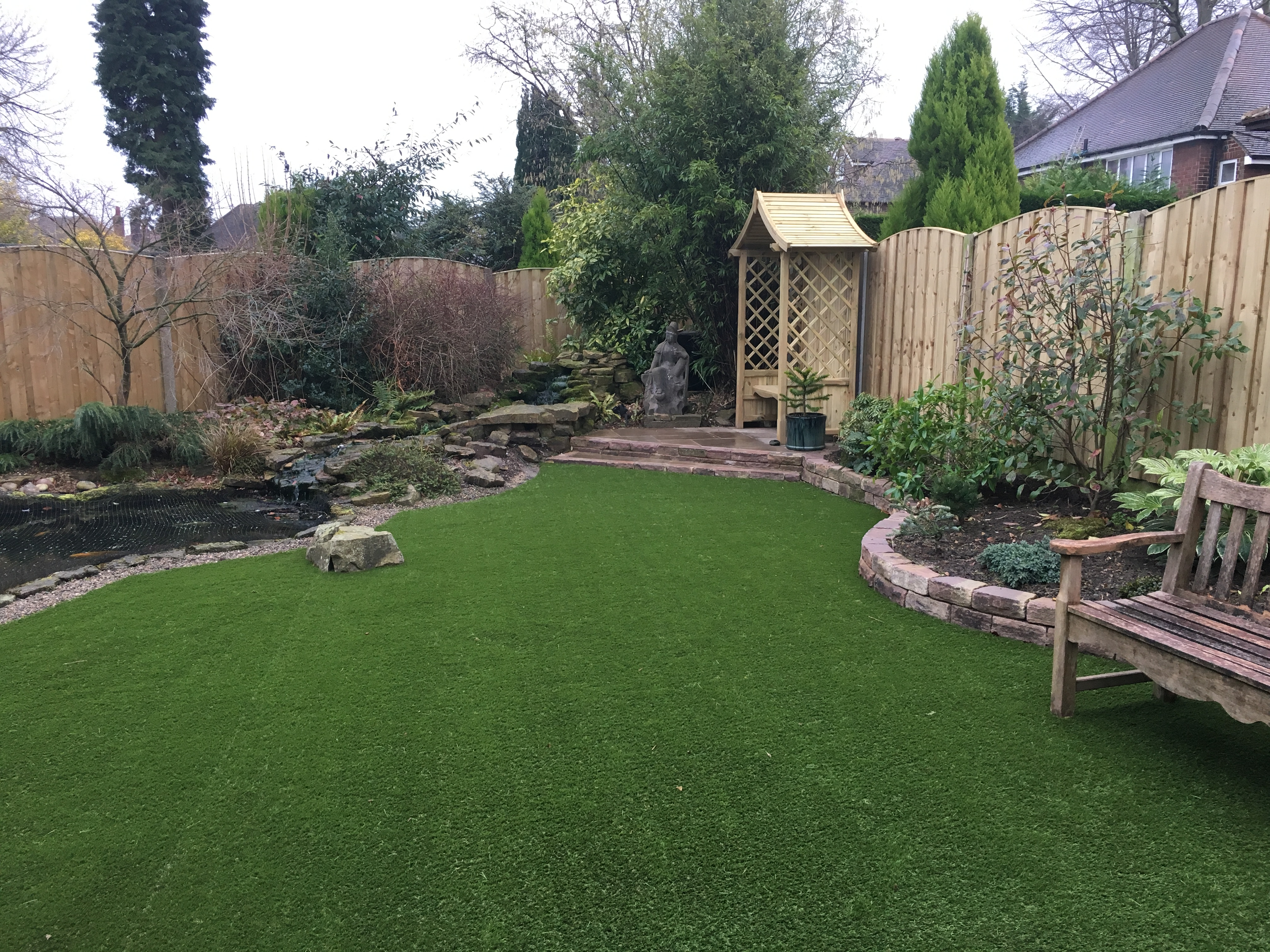 Garden Maintenance in Wilmslow