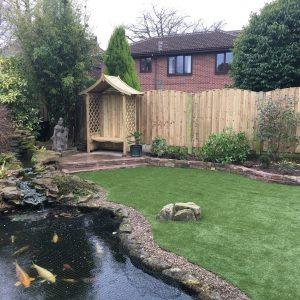 Garden Design in Altrincham
