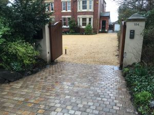 Commercial Landscaper in Wilmslow