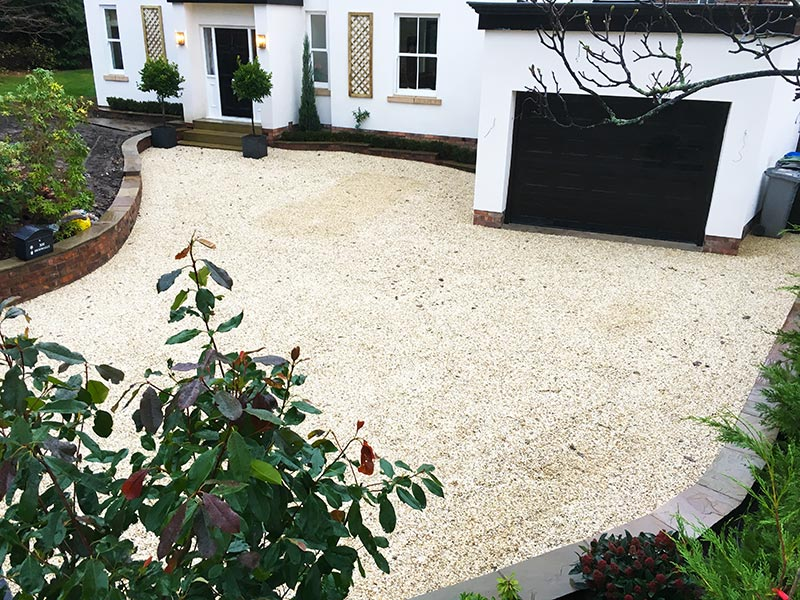 Northern Landscapes - Driveway